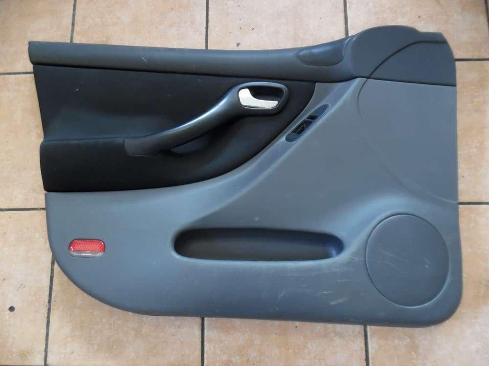 Seat Leon 1M Türverkleidung Türpappe mit Fensterschalter Vorne Links