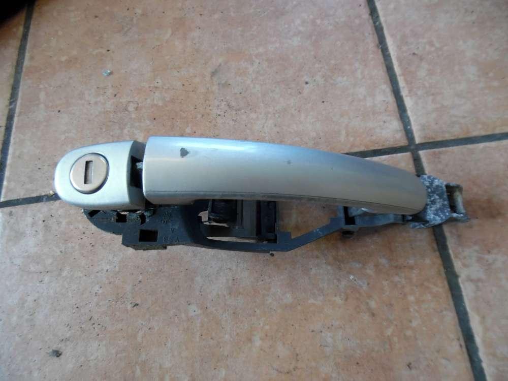 Seat Leon 1M Türgriff Außen Vorne Links Silber Farbcode: LS7N
