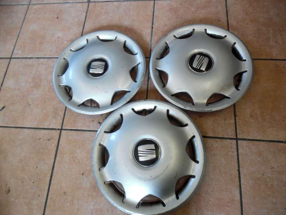 Seat Ibiza 6K Radkappe Razierblende 13 Zoll 6K0601147