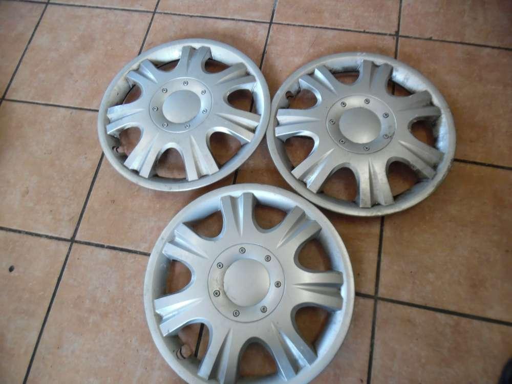 Seat Ibiza 3x Radkappe Razierblende 14 Zoll