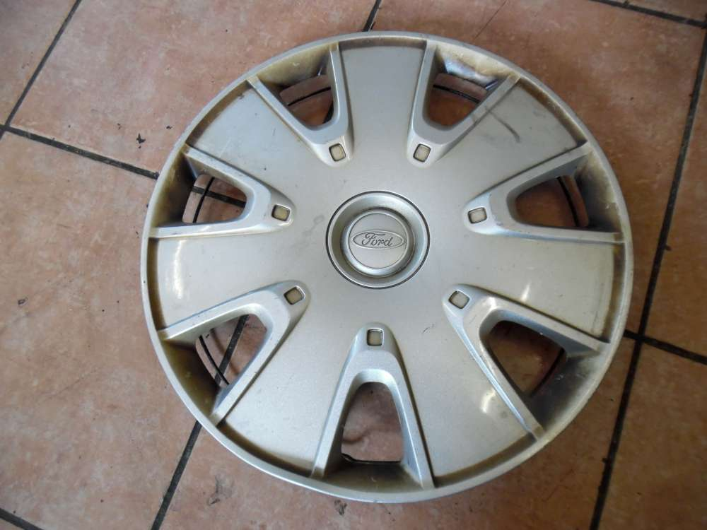 Ford Fiesta 1x Radkappe Razierblende 14 Zoll 6S61-1130-BA