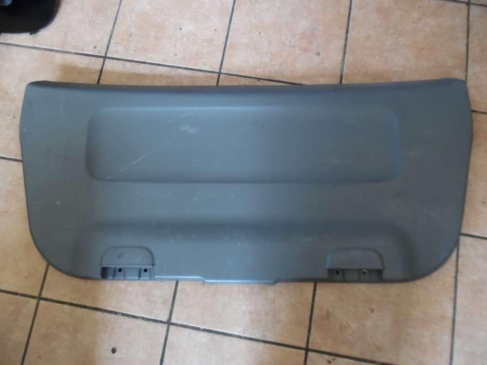Opel Agila A Verkleidung Heckklappe 09203718