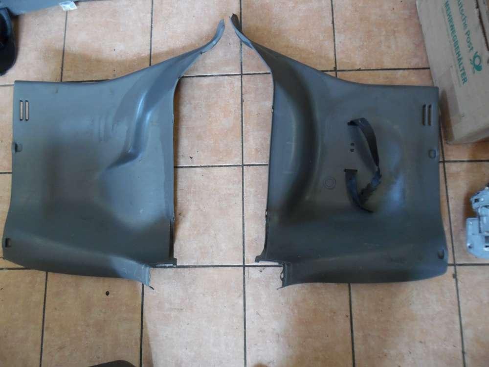 Opel Agila A Seitenverkleidung Kofferraum Abdeckung 09204869 09204867