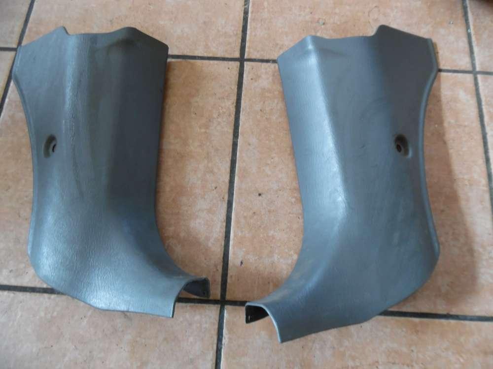 Opel Agila A A-Säule Fußraum Verkleidung Vorne 09203978 09203705