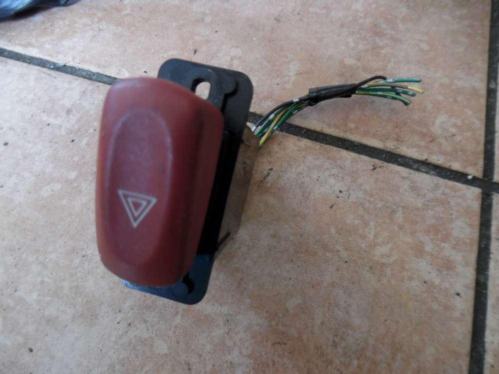 Opel Agila A Warnblinkschalter Schalter