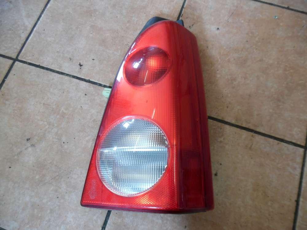 Opel Agila A Rücklicht Heckleuchte Rechts 09204254