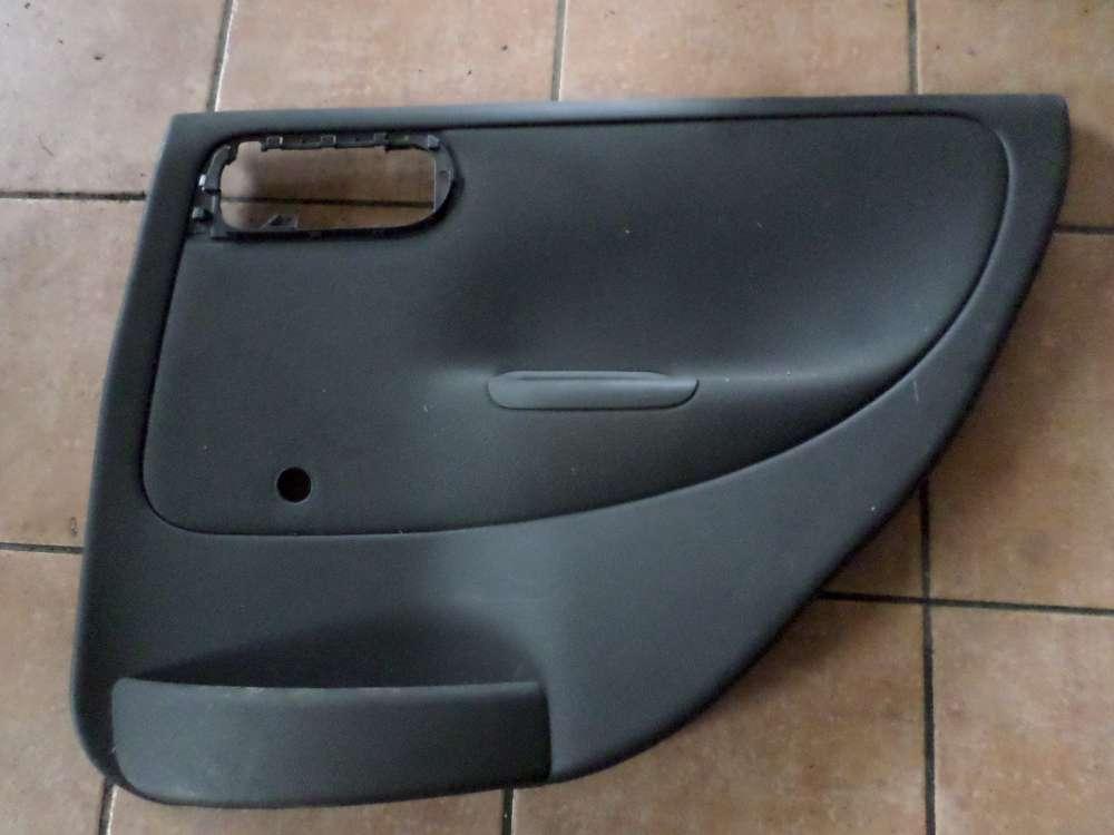 Opel Corsa C Bj:2002 Türverkleidung Hinten Rechts Türig 09116450