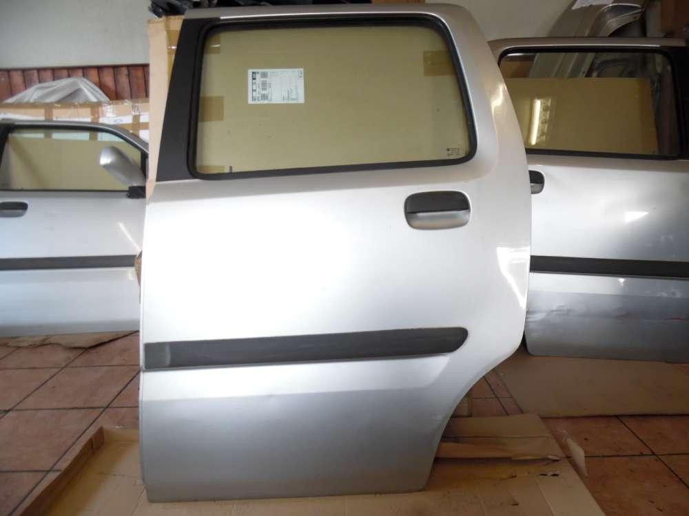 Opel Agila A Tür Hinten Links Silber Farbcode : Z147