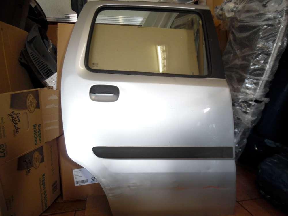 Opel Agila A Tür Hinten Rechts Silber Farbcode : Z147