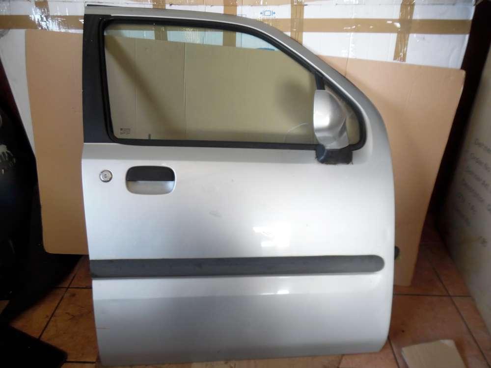 Opel Agila A Tür Vorne Rechts Silber Farbcode : Z147