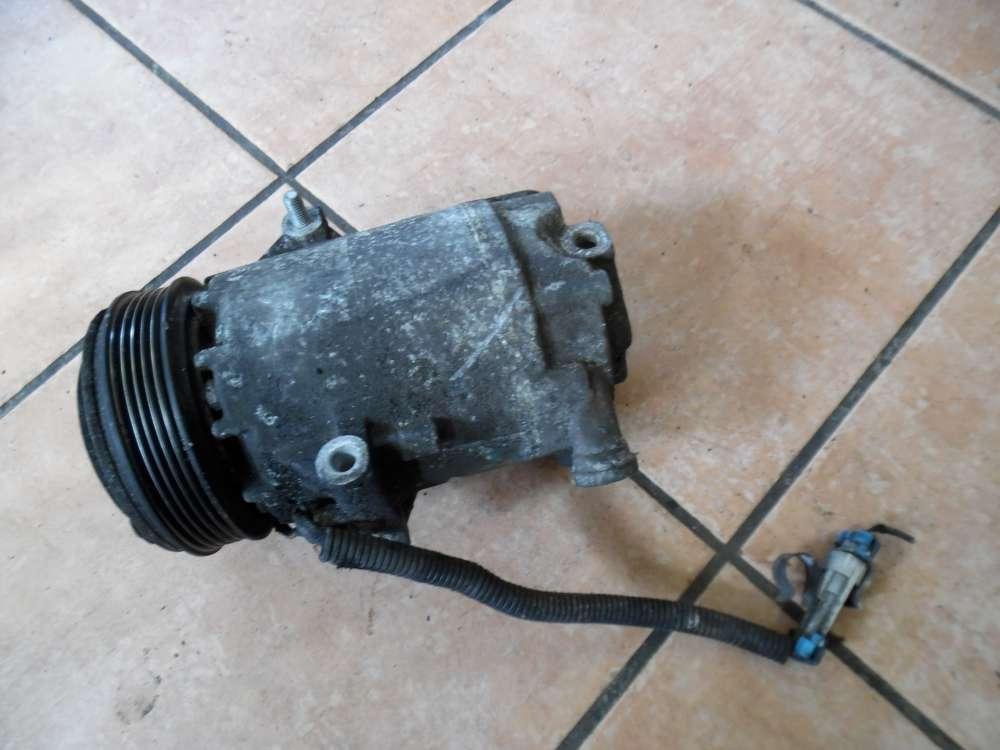 Opel Agila A Klimakompressor Klimapumpe 09167048