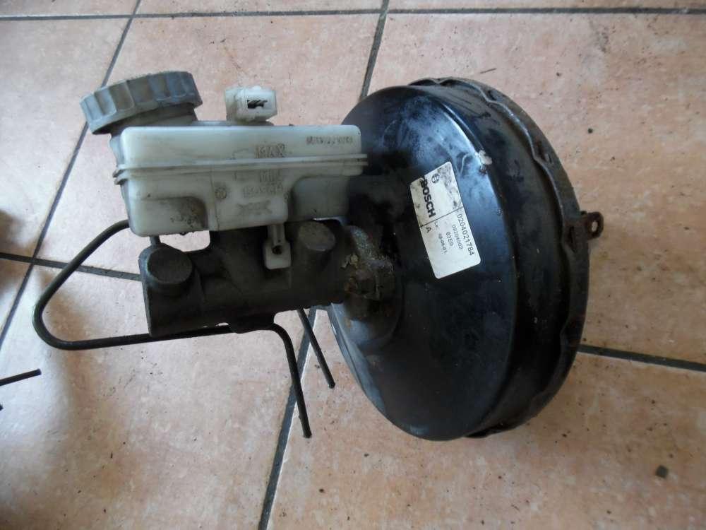 Opel Agila A Bremskraftverstärker Hauptbremszylinder 09204002