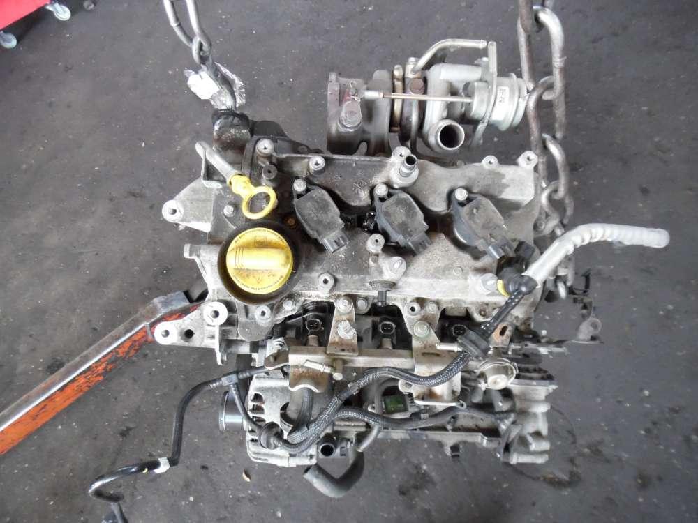 Renault Clio IV, Captur Bj:2014 Motor H4B A 400 62,000KM
