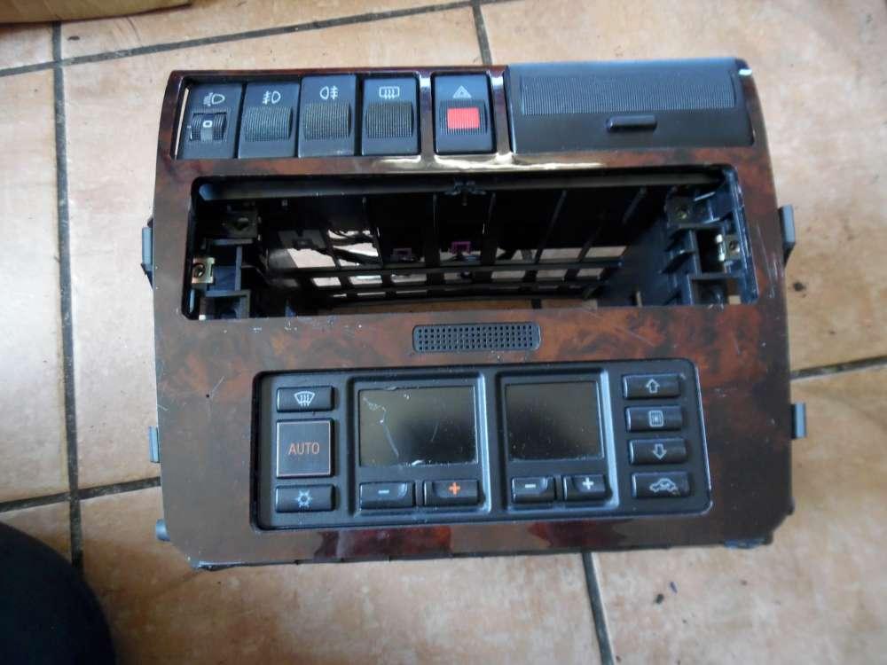 Audi A4 B5 Mittelkonsole Klimasteuergerät mit Schalter 8D0820043 8D0820529