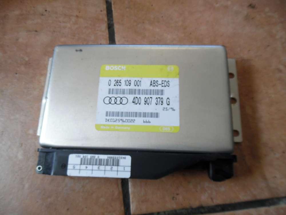 Audi A4 B5 Steuergerät 4D0907379G 0265109001 ABS EDS
