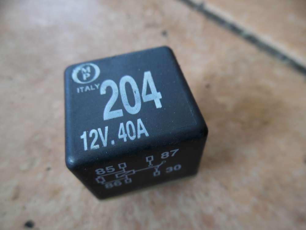 Audi A4 B5 Relais Nr-204 43951253H