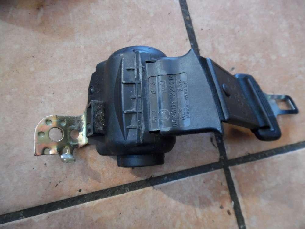 AUDI A4 B5 Gurt Sicherheitsgurt Hinten mitte 4A0857713