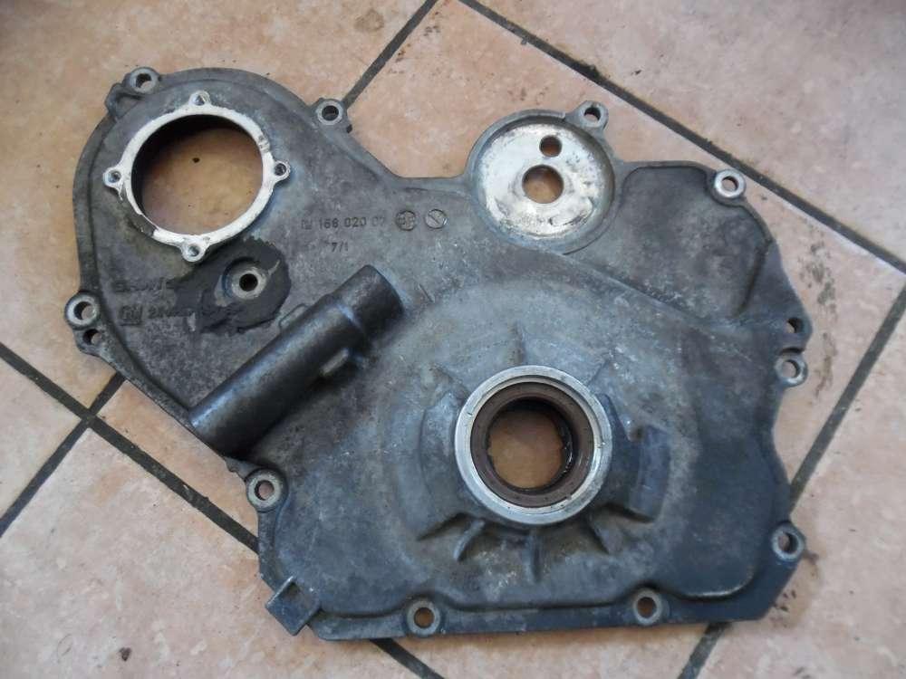 Opel Vectra C Signum Ölpumpe Stirndeckel 24450057
