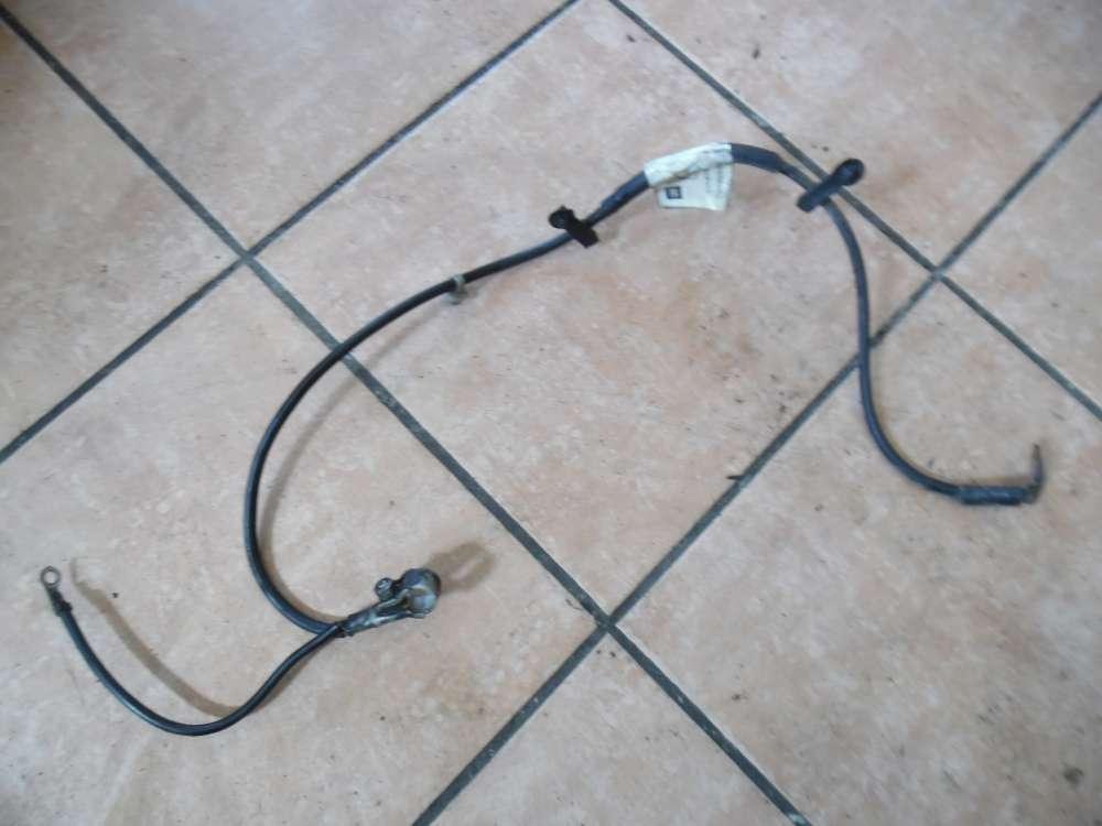 Opel Agila A Motorkabelbaum Batterie Kabelbaum Minus 09206297