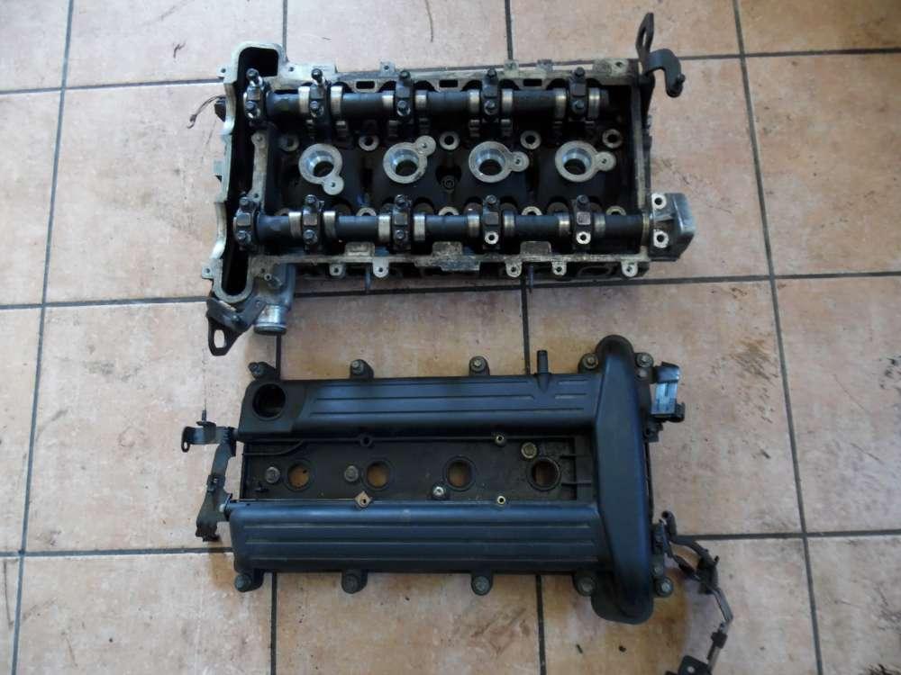Opel Vectra C Signum 2.2 Zylinderkopf Ventildeckel 13113034 24430374