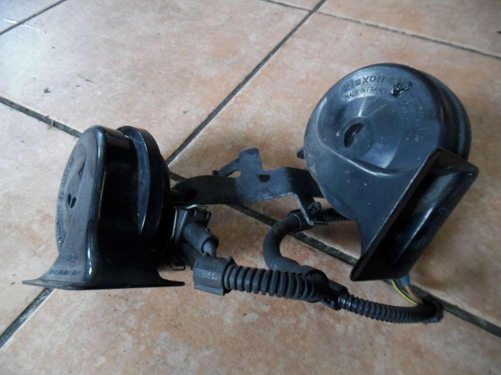 VW Passat 3C Signalhorn Hupe 0092018