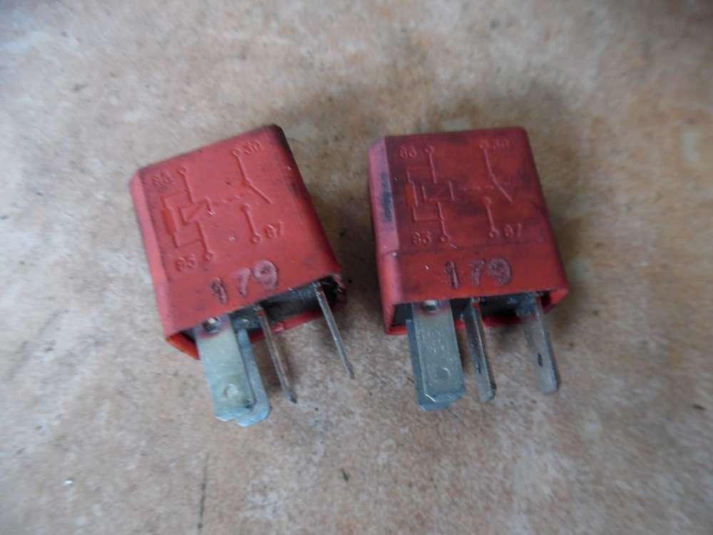 Fiat Punto 188 1.2V Relais Relay Rot 46520422