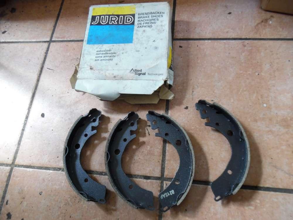 Honda Accord Bremsbackensatz Bremsanlage Hinterachse 2830287