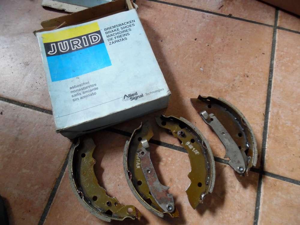 Peugeot 104 Bremsbackensatz Bremsanlage Hinterachse 2830179