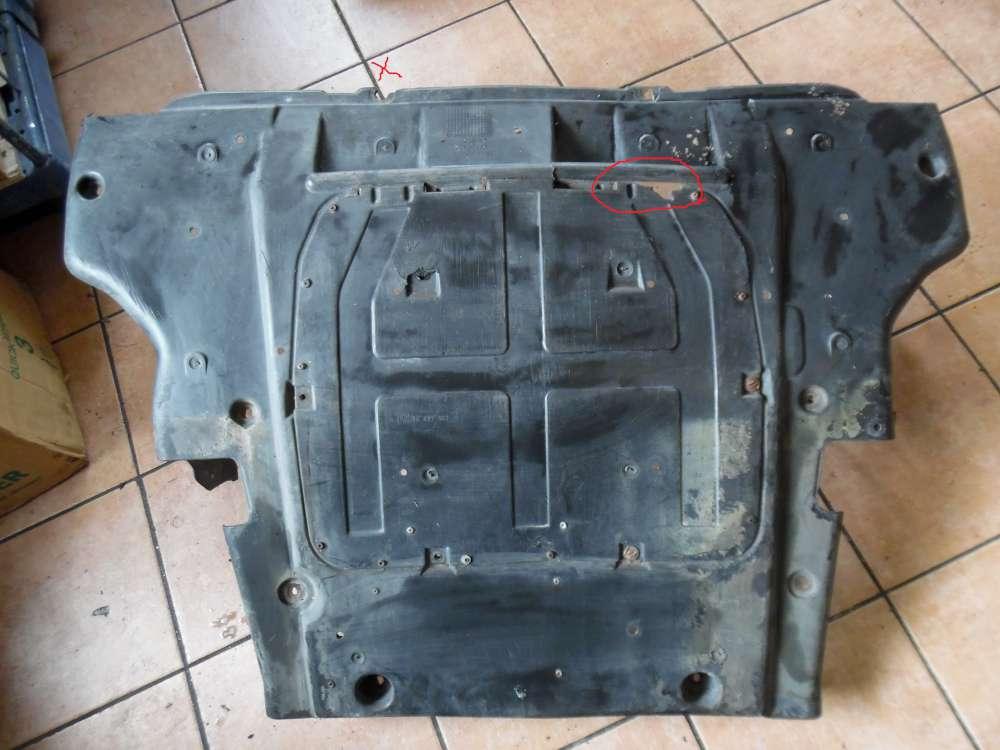 Opel Vedctra B Unterbodenschutz Unterboden Abdeckung 24427901