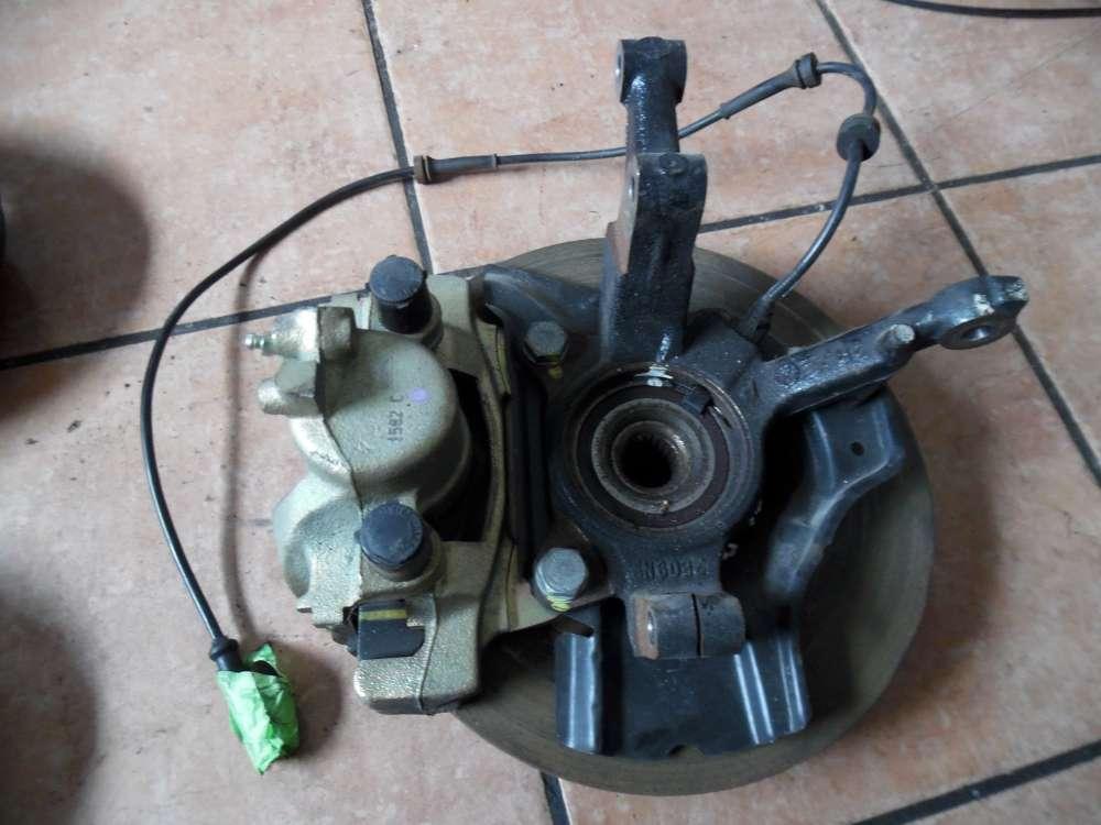 Fiat 500 Achsschenkel Radnabe mit Bremssattel Vorne Rechts