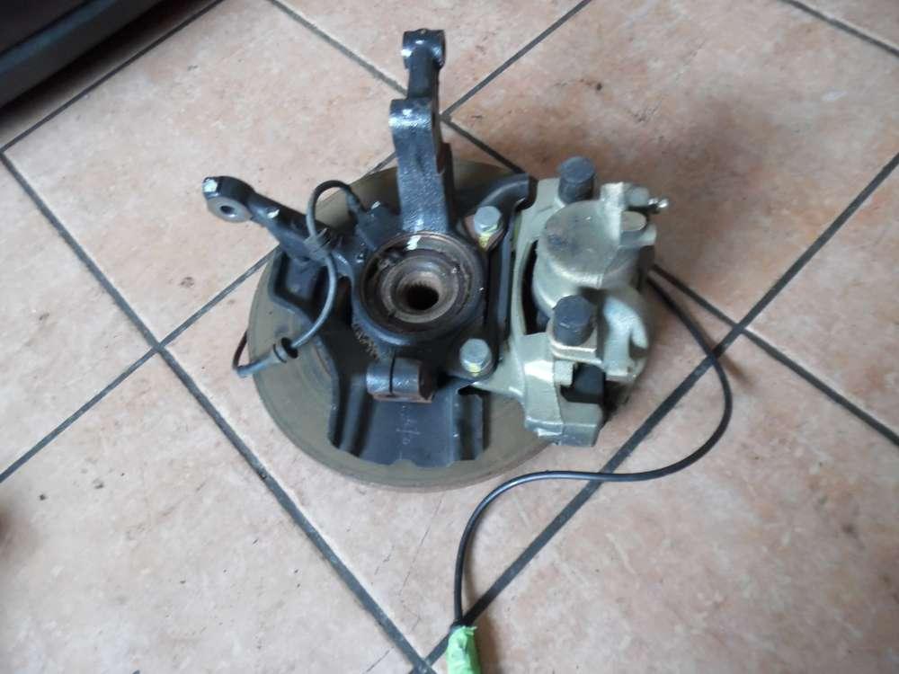 Fiat 500 Achsschenkel Radnabe mit Bremssattel Vorne Links