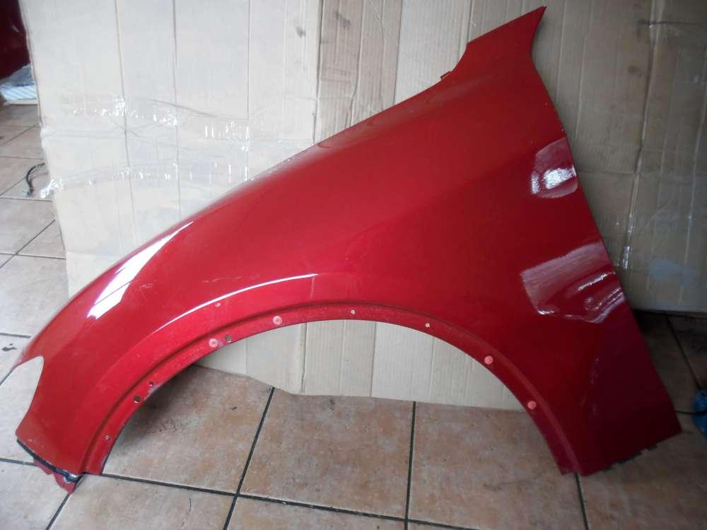 Alfa Romeo Stelvio Kotflügel Vorne Links Rot