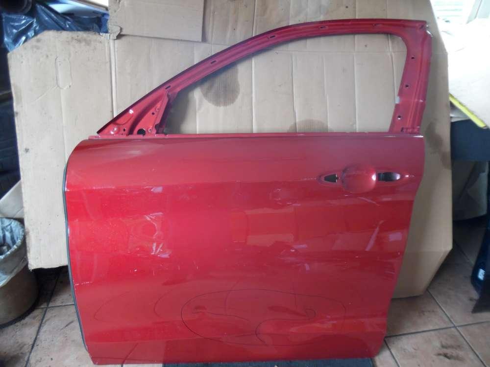 Alfa Romeo Stelvio Tür Vorne Links Rot