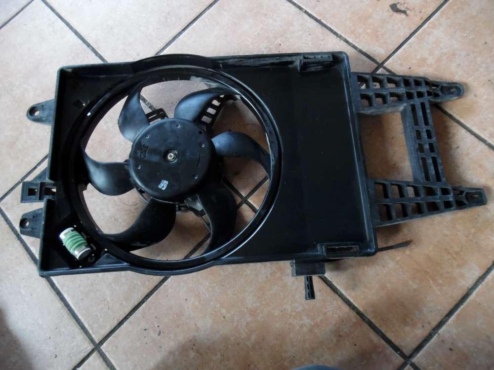Fiat Idea Elektrolüfter Lüfter Kühlerlüfter 823700600