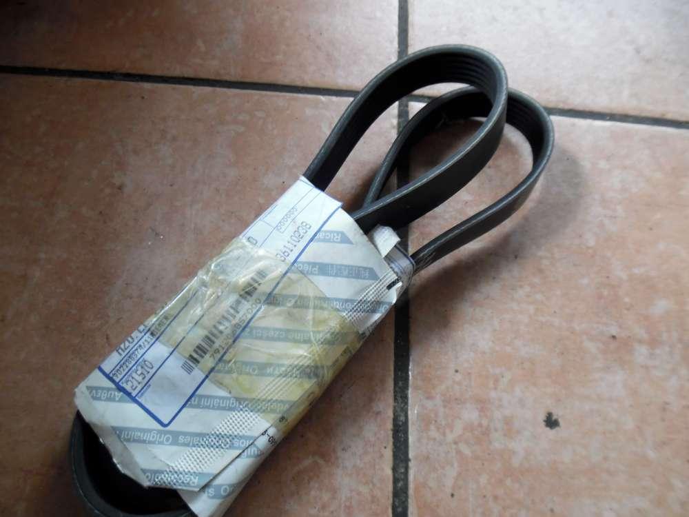 Fiat Doblo, Punto Keilrippenriemen 6K1180 46820062