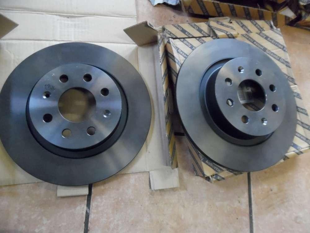 Fiat Grande Punto EVO 199 Bremsscheiben Bremsen Vorne 55700592