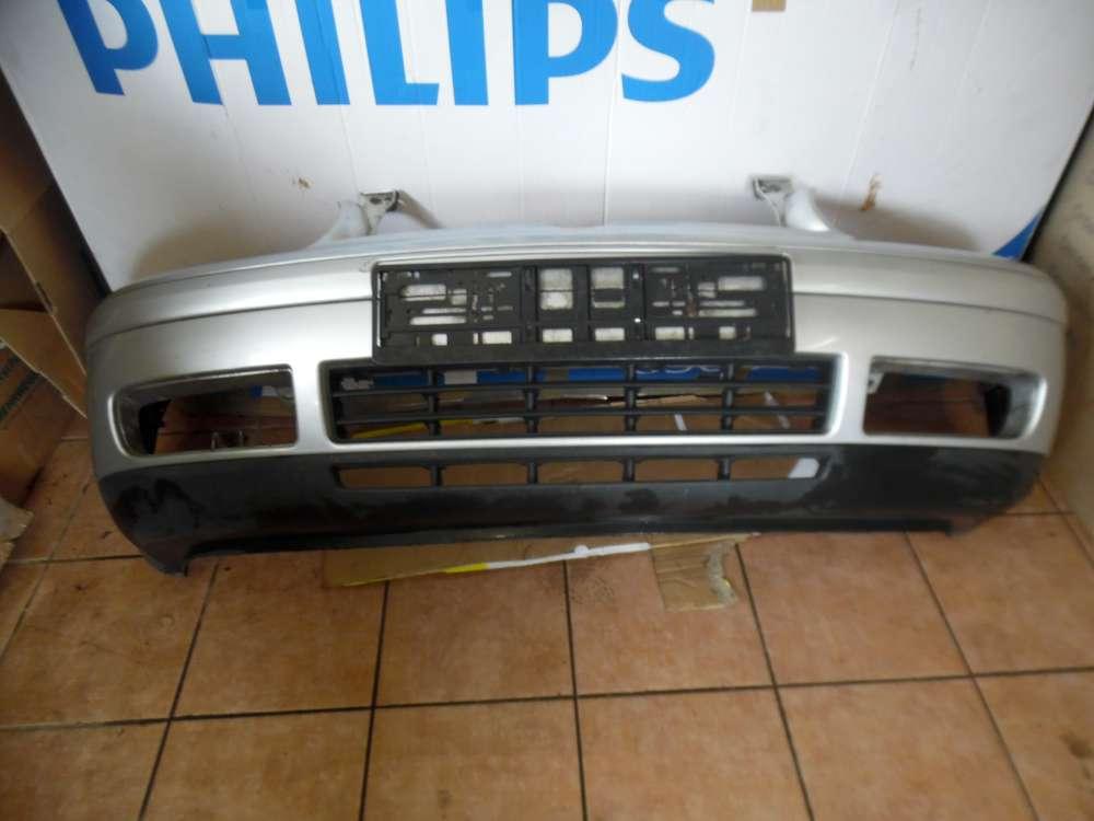 VW Golf III / IV Cabrio Stoßstange Vorne Silber LA7W