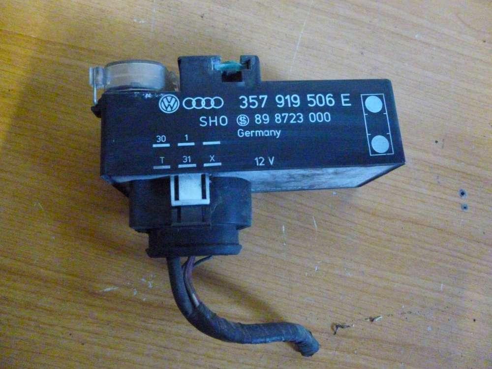 VW Golf III Lüfter Steuergerät Lüftersteuergerät 357919506E