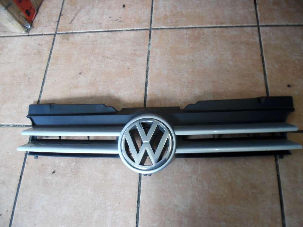 VW Golf III / IV Cabrio Kühlergrill Frontgrill 1E0853655 Silber : LA7W