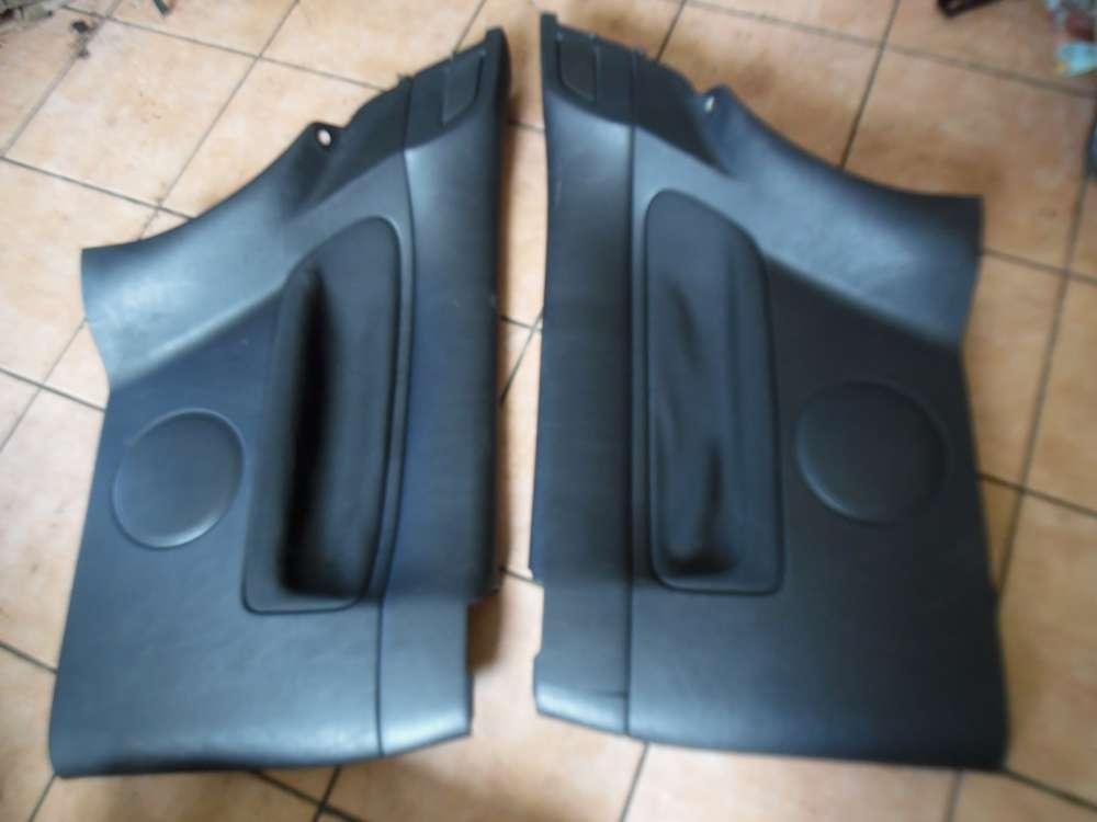 VW Golf IV 1J Seitenverkleidung Abdeckung Hinten Rechts / Links