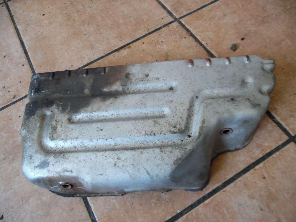 VW Golf IV 1J Hitzeschutzblech Abgaskrümmer 06A253041