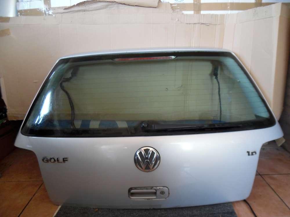 VW Golf IV 1J 3-Türer Heckklappe Silber LB7Z