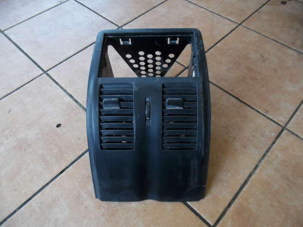 VW Lupo 6X  Mittelkonsole Luftdüsengehäuse mitte Radioschacht 6X0858069A