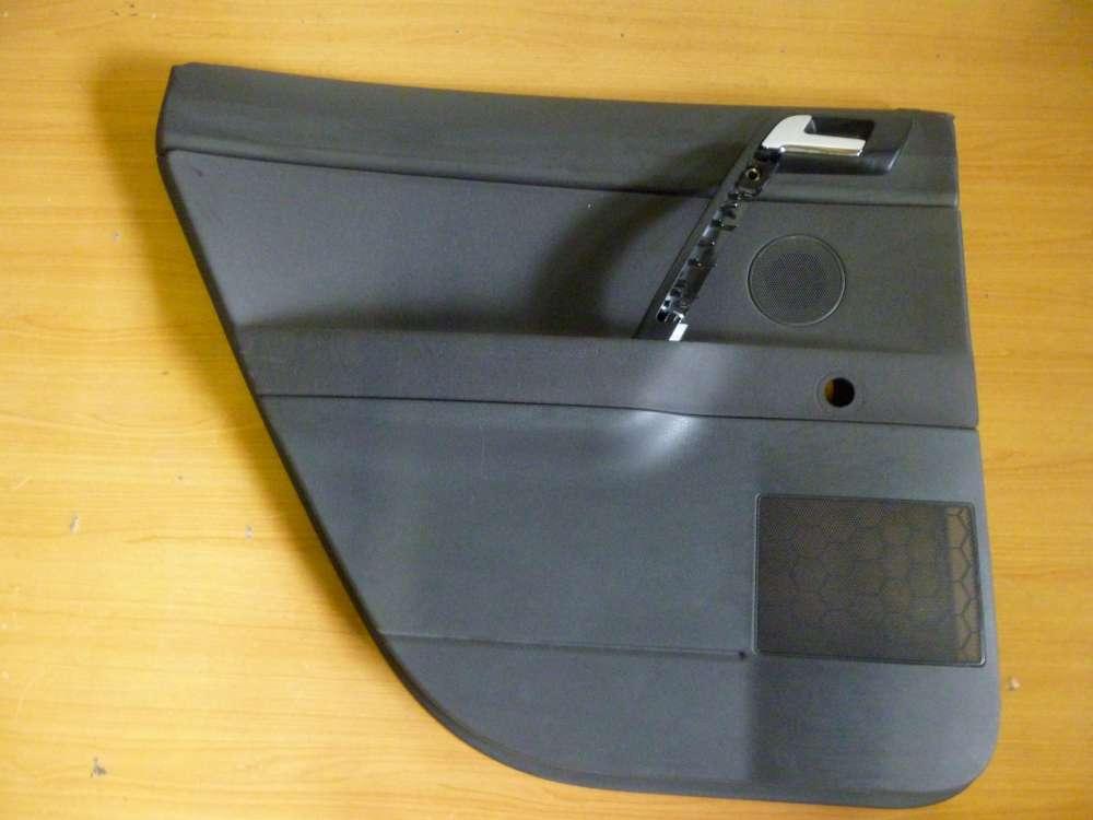Vw Polo 9N BJ 2002 Türverkleidung hinten links 6Q6867211 / 6Q4867179 / 6Q0035411