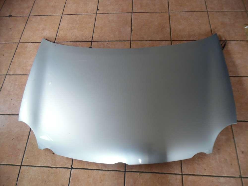 VW Polo 9N Motorhaube grau