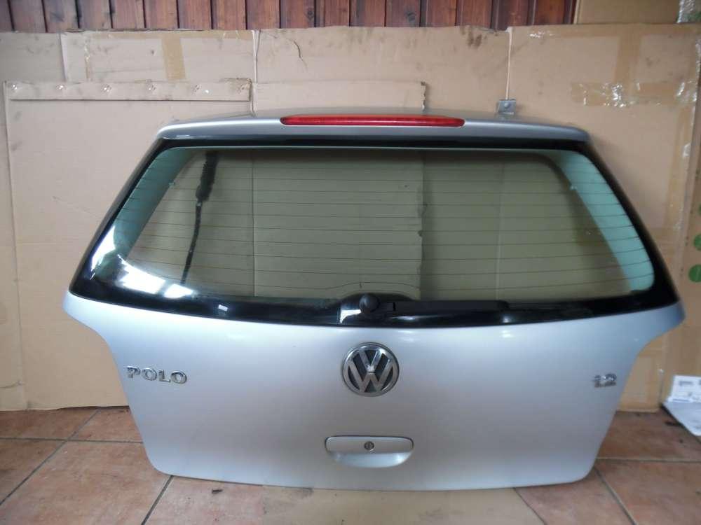 VW Polo 9N Heckklappe grau
