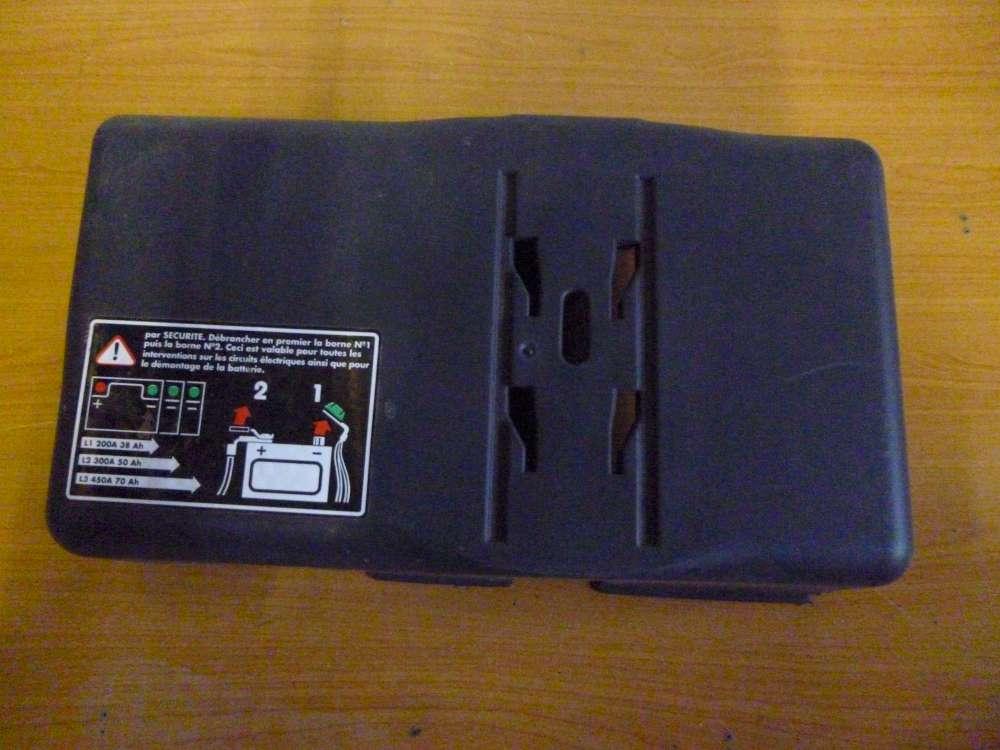 Citroen Xsara Deckel Batteriekasten Batterie 9636499077
