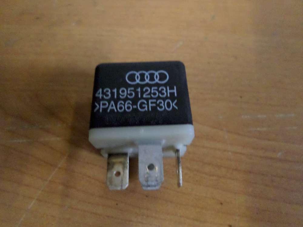 Audi  A4 Relais 204 Bitron 431951253H