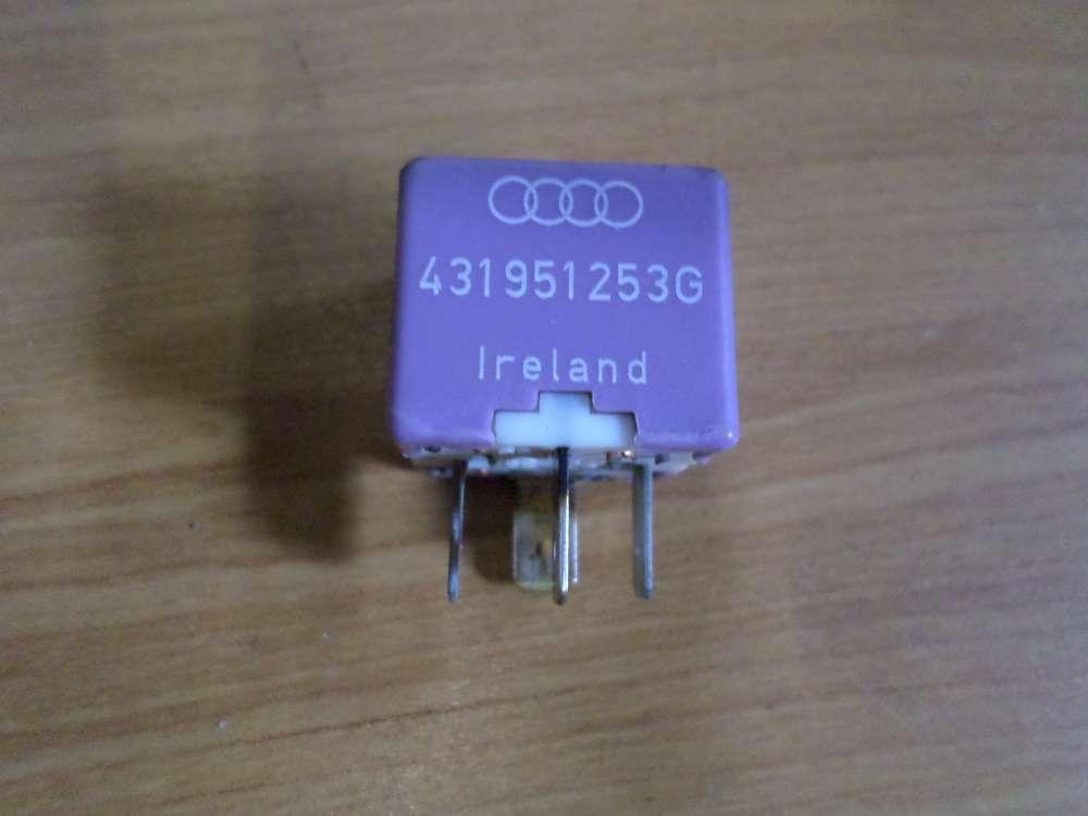 Audi, VW Relais 381 Nebelscheinwerfer 431951253G