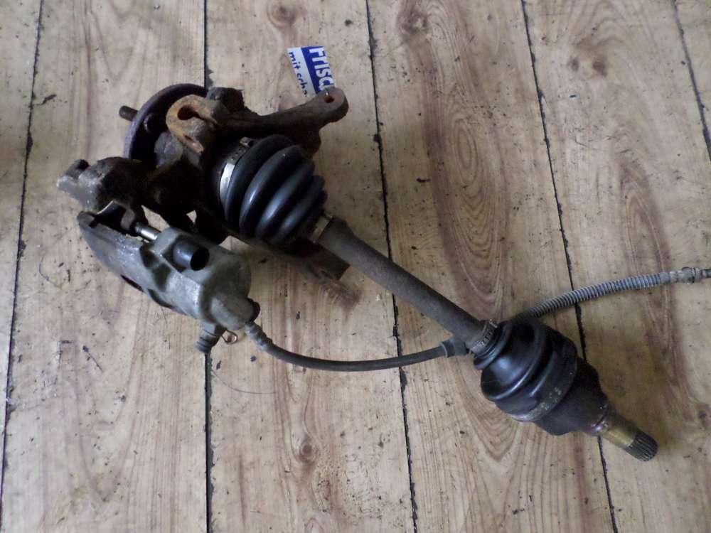 Ford KA Achsschenkel, Antriebswelle mit Bremssattel Vorne Links